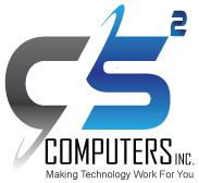 IT and Computer repair services Worcester MA | CS2 Computers Inc. Logo